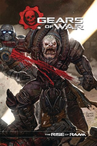 Gears of War: The Rise of Raam (IDW)