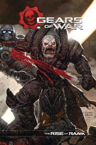 Gears of War: The Rise of Raam TPB