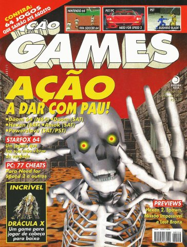 Acao Games Issue 116 (June 1997)