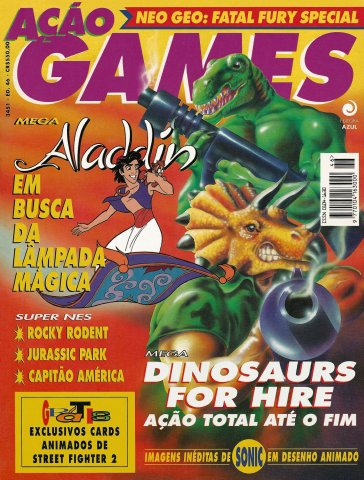 Acao Games Issue 046 (November 1993)