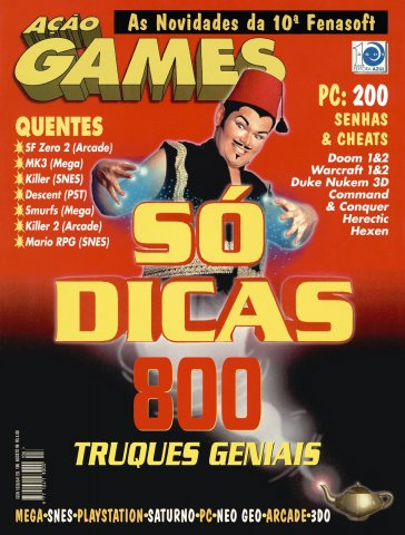 Acao Games Issue 106 (August 1996)
