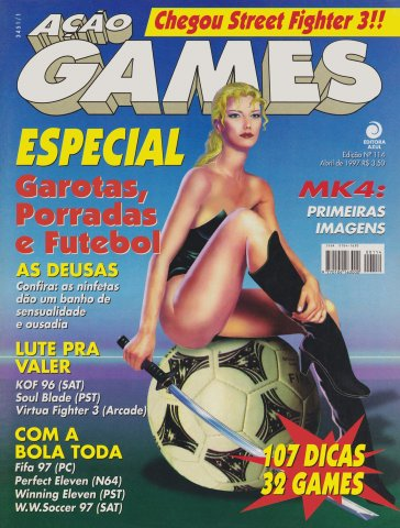 Acao Games Issue 114 (April 1997)