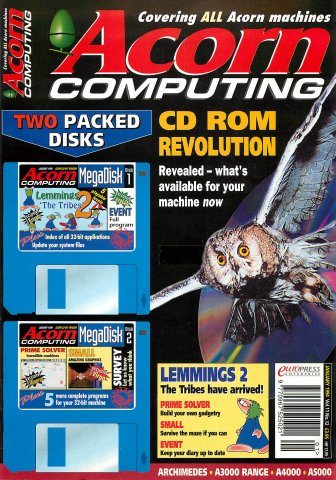 Acorn Computing Vol.11 No.12 (January 1994)