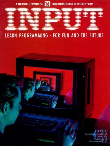 Input Issue 16 (1984)