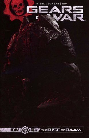 Gears of War: The Rise of Raam 001 (January 2018) (Cover C retailer incentive)