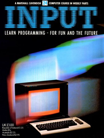 Input Issue 24 (1984)