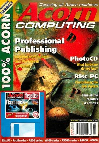 Acorn Computing Vol.12 No.04 (June 1994)