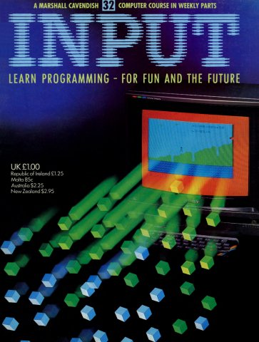 Input Issue 32 (1984)