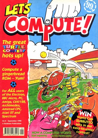 Let's Compute Issue 02 (September 1990)
