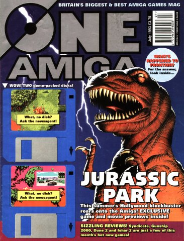 The One 058 (July 1993)