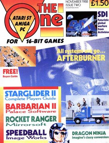The One 002 (November 1988)