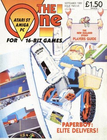 The One 012 (September 1989)