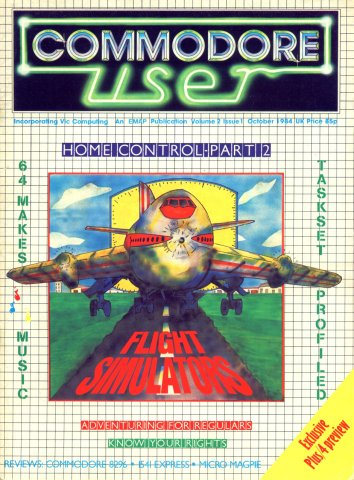 Commodore User Issue 13 (October 1984)
