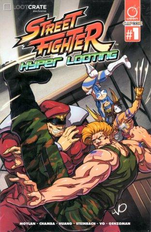 Street Fighter Hyper Looting (November 2015)