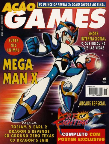 Acao Games Issue 052 (February 1994)