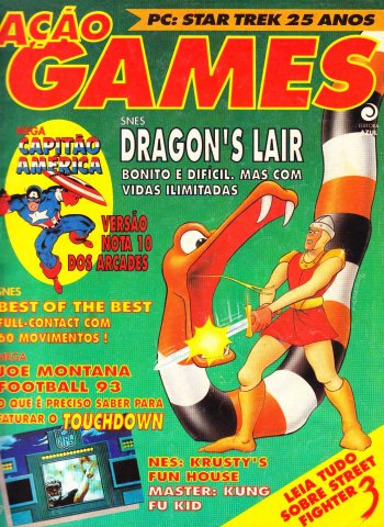Acao Games Issue 023 (November 1992)