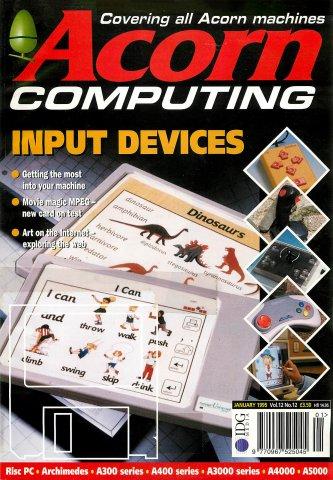 Acorn Computing Vol.12 No.12 (January 1995)