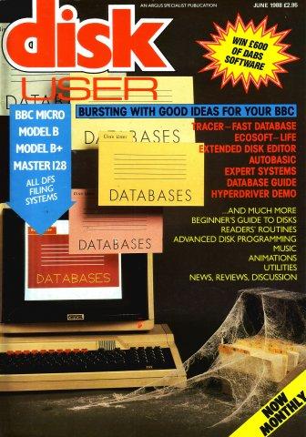 Disk User Issue 08 (June 1988)