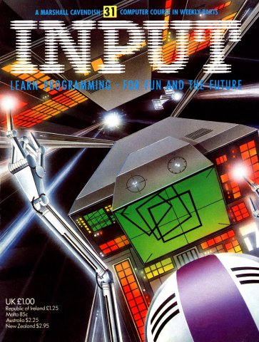 Input Issue 31 (1984)