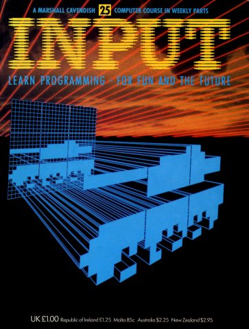 Input Issue 25 (1984)