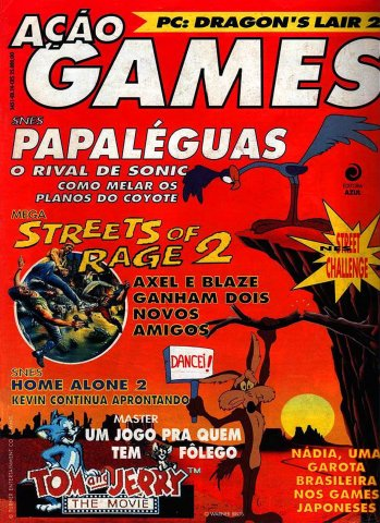 Acao Games Issue 024 (December 1992)