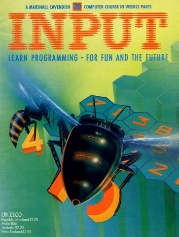Input Issue 20 (1984)