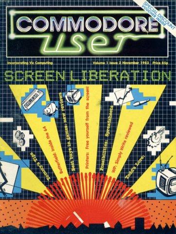 Commodore User Issue 02 (November 1983)