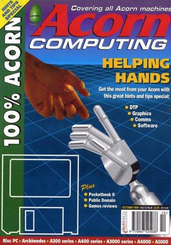 Acorn Computing Vol.12 No.08 (October 1994)