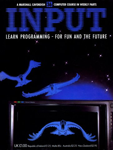 Input Issue 36 (1984)