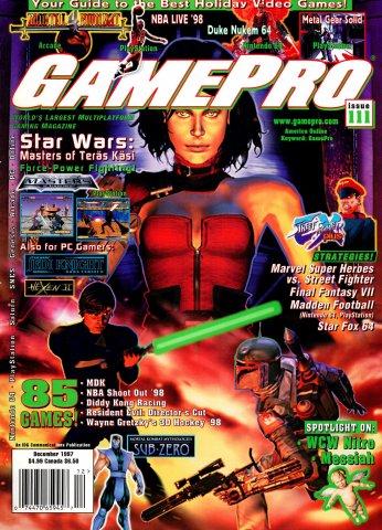 GamePro Issue 111 December 1997