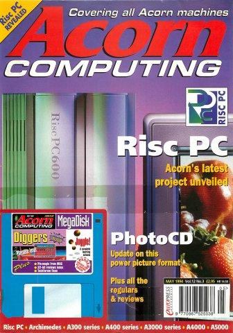 Acorn Computing Vol.12 No.03 (May 1994)