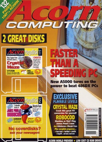 Acorn Computing Vol.11 No.09 (November 1993)