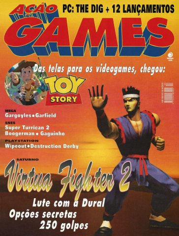 Acao Games Issue 098 (January 1996)