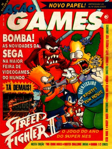 Acao Games Issue 015 (July 1992)