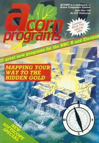 Acorn Programs 03 (April/May 1984)