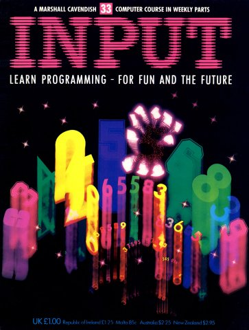 Input Issue 33 (1984)