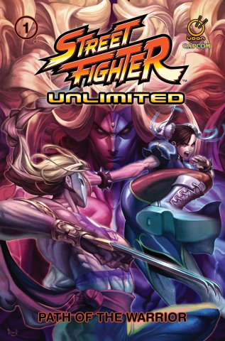 Street Fighter Unlimited TPB Vol.1 - Path of the Warrior