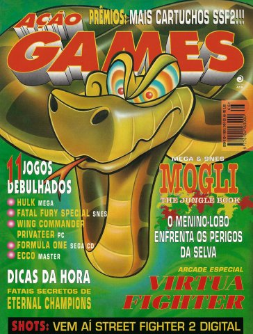 Acao Games Issue 066 (September 1994)