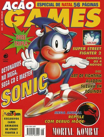 Acao Games Issue 048 (December 1993)