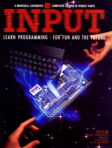 Input Issue 35 (1984)