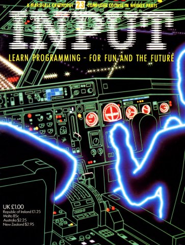 Input Issue 23 (1984)