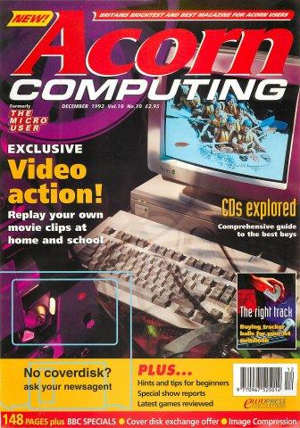 Acorn Computing Vol.10 No.10 (December 1992)