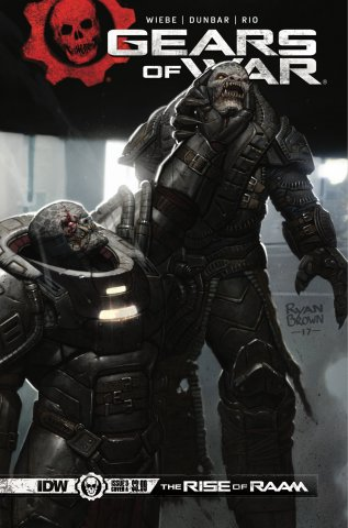 Gears of War: The Rise of Raam 003 (March 2018) (Cover A)