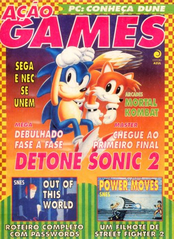 Acao Games Issue 025 (December 1992)