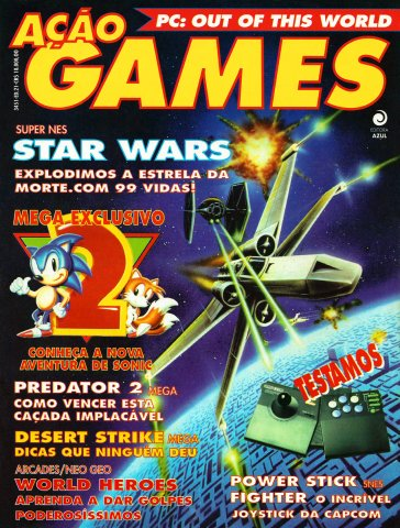 Acao Games Issue 021 (1992)