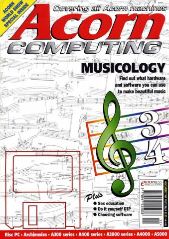 Acorn Computing Vol.12 No.09 (November 1994)