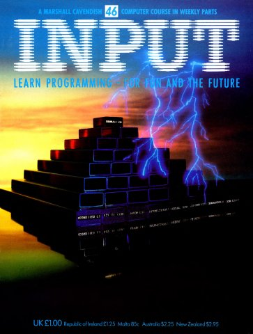 Input Issue 46 (1984)