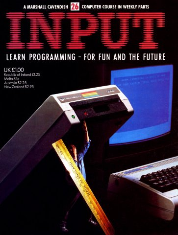 Input Issue 26 (1984)