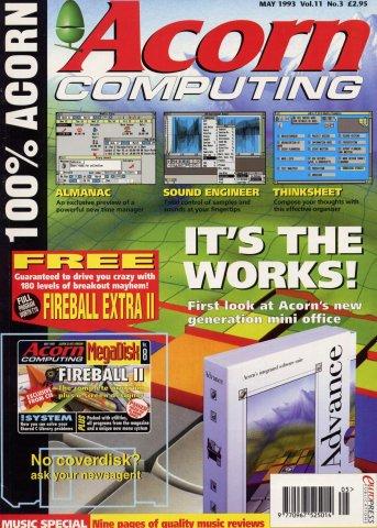Acorn Computing Vol.11 No.03 (May 1993)