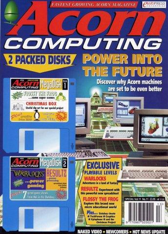Acorn Computing Vol.11 No.11 (Special 1993)